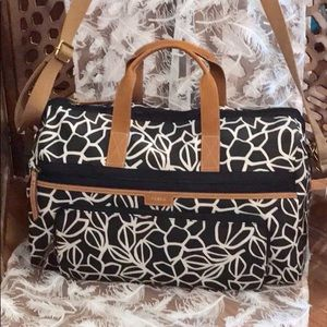 Fossil Travel bag NEW